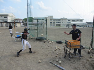 新田中野球部